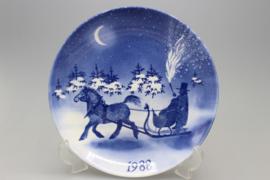 CHRISTMAS PLATE 1988