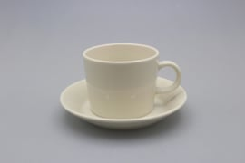 COFFEE CUP AND SAUCER 0.15L - WHITE