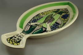 "JIE GANTOFTA SERVING DISH ""JANSSONS FRESTELSE"""