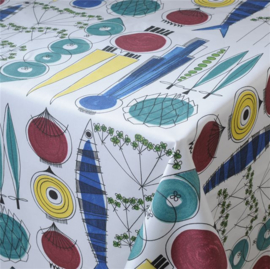 "DESIGNER TABLE-CLOTH ""PICKNICK"" - ACRYLIC COATED"