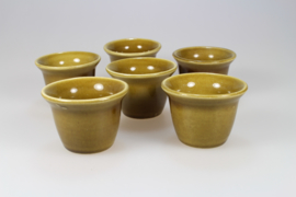 SET OF 6 EGG CUPS
