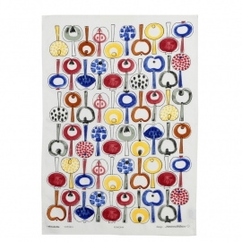 "DESIGNER TEA TOWEL ""POMONA"""