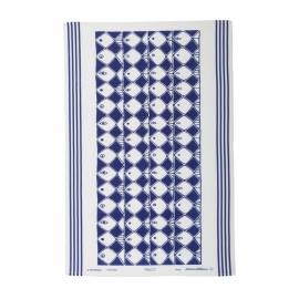 "DESIGNER TEA TOWEL ""FRISCO"""
