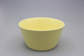 BOWL Ø 17 CM - YELLOW