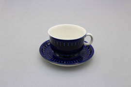 VALENCIA DEMITASSE AND SAUCER (A)