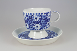 COFFEE CUP AND SAUCER 0.12L