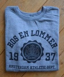 Bos en Lommer Sweater Dames Dark Grey Heather