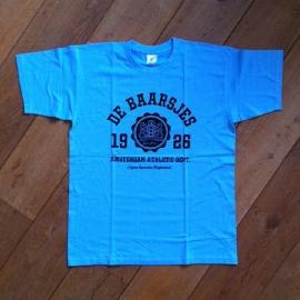 De Baarsjes T-Shirt Sky Blue