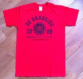 De Baarsjes T-Shirt Red