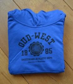 Oud-West Kids Dark Blue Hoodie