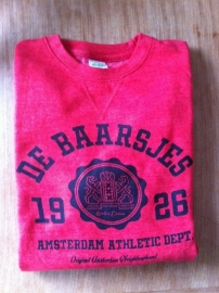 De Baarsjes Sweater Red