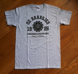 De Baarsjes T-Shirt Heather Grey