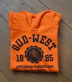 Oud-West Kids Orange Hoodie