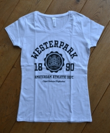 Westepark Ladyfit T-Shirt White