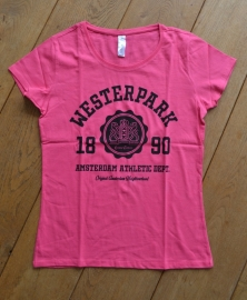 Westepark Ladyfit T-Shirt Pink