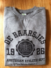 De Baarsjes Sweater Dark Grey