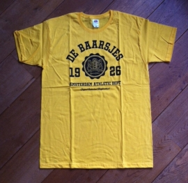 De Baarsjes T-Shirt Yellow