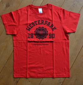 Westerpark T-Shirt Heren Red