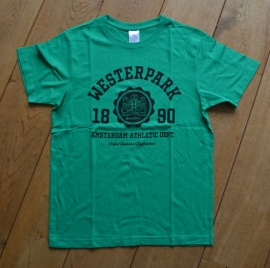 Westerpark T-Shirt Heren Kelly Green