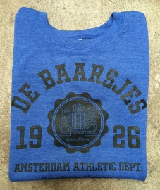 De Baarsjes Sweater Heather Blue