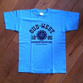 Oud-West T-Shirt Sky Blue