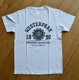 Westerpark T-Shirt Heren White