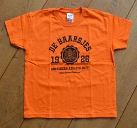 De Baarsjes Kids T-Shirt Oranje