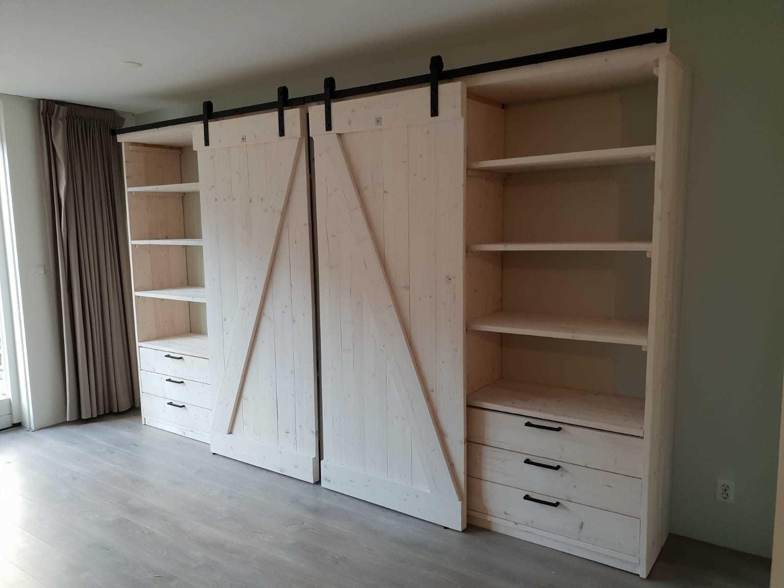 Verwonderend steigerhout en eiken meubels op maat voor bedrijven en particulieren FX-78