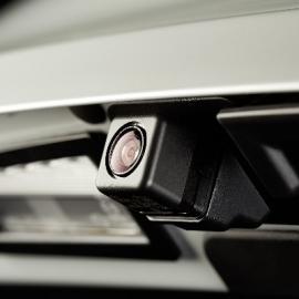 Achteruitrijcamera Mazda CX-5 passend op origineel scherm