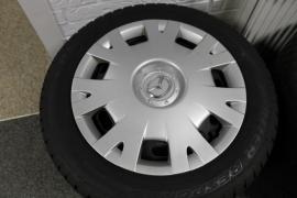 Gebruikt set Winterbanden Mazda Premacy