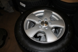 Zomer band/velg set VW Golf