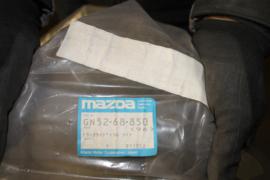 Binnenbekleding kofferbak links Mazda 626 1989