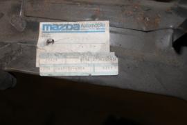 Deel plaatwerk Mazda 626 GC 1985