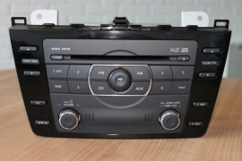 Originele Mazda6 Radio/6-cd wisselaar unit 2010-2012