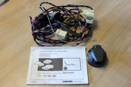 Trekhaak kabelset 7-polig Mazda 626