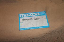 Achterbumper Mazda 121 model 1990 - (bolhoed)