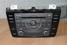 Originele Mazda Radio/cd speler  Mazda 6 van 2010-2012
