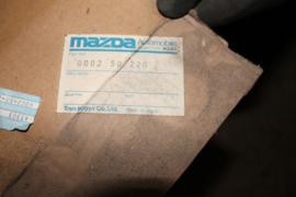 Bumper voor een Mazda 626