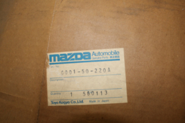 Achterbumper Mazda 626