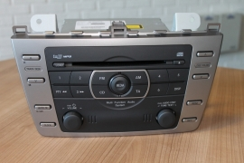 Originele Radio/CD wisselaar Mazda 6 model 2007-2009