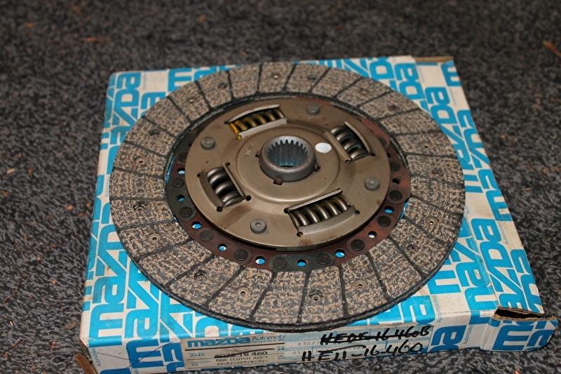 Koppelingsplaat Mazda HE11-16- 460