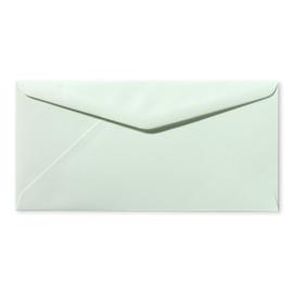 Envelop 11x21 cm | LICHTGROEN