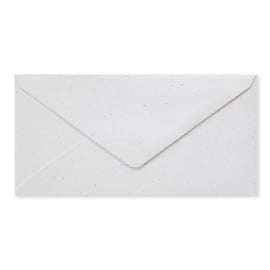 Envelop 11x22 cm | RECYCLED WIT