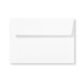 Envelop 12.6 x 18 cm | zelfklevend | WIT