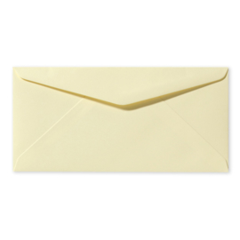 Envelop 11x21 cm | ZACHTGEEL