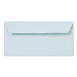 Envelop 11x21 cm | zelfklevend | ZACHTBLAUW