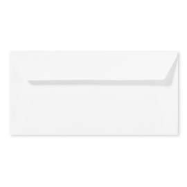 Envelop 11x21 cm | zelfklevend | WIT