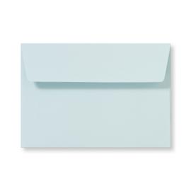 Envelop 12.6 x 18 cm | zelfklevend | ZACHTBLAUW