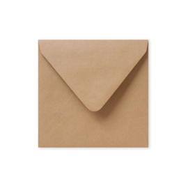 Envelop 12x12 cm | KRAFT
