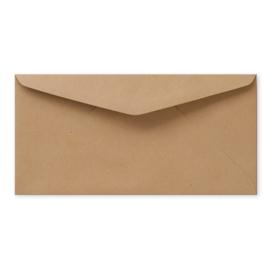Envelop 11x21 cm | KRAFT